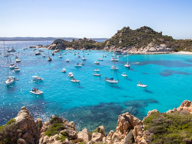 THE JEWELS OF SARDINIA'S EMERALD COAST & CORSICA
