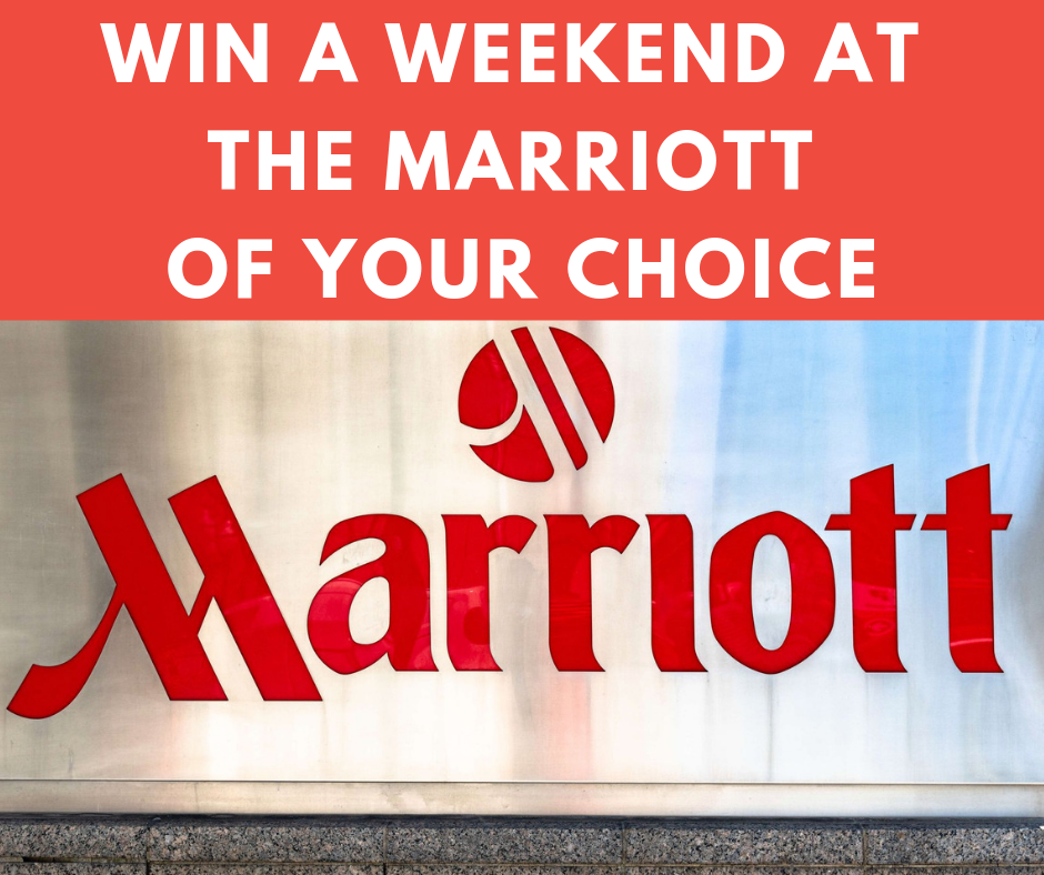 Win a Weekend at the Marriott of Your Choice
