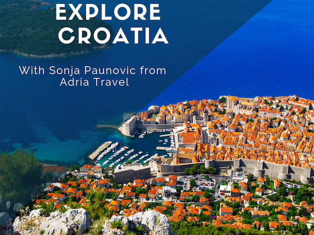 Discovering Croatia With Adria Travel