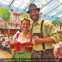 Oktoberfest in Munich & FREE AIR FARE offer