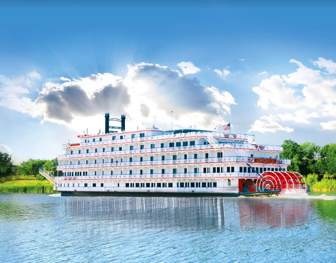 Take a Mississippi Riverboat Gateway Cruise New Orleans to St.Louis