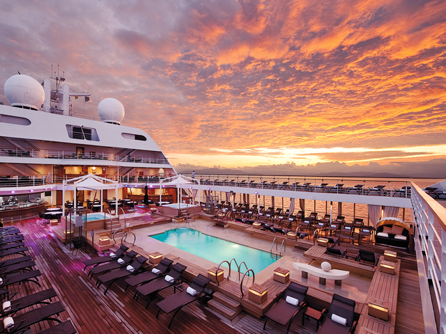 Seabourn's 2-Week Sale!