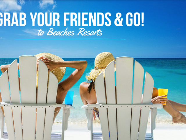 Free Perks and Exclusive Activities on 'Beaches Friends Forever' Girls' Getaway
