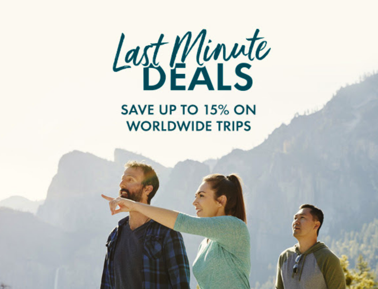 Save up to 15% on Spain & Morocco Trips This Fall - and other Europe, US, Worldwide Tours, Too!