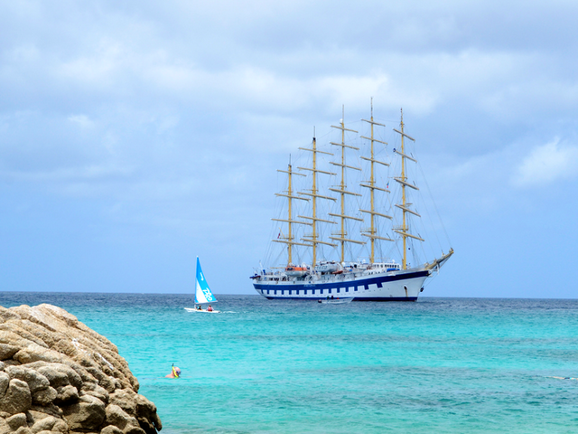 Free Hotel Stays, Solo Supplement Waived on Select Star Clippers' Tall Ship Caribbean Sailings