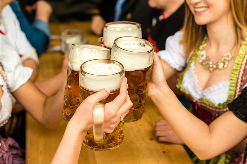 3 Beer River Cruises in Europe so you don't have to wait for Oktoberfest