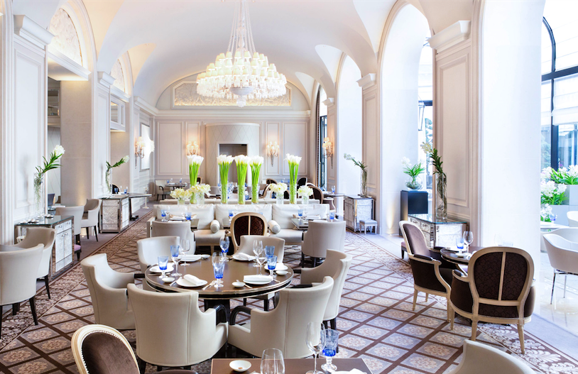 5 Stars and Social Consciousness; A Paris Hotel Creates the Future of Luxury Cuisine