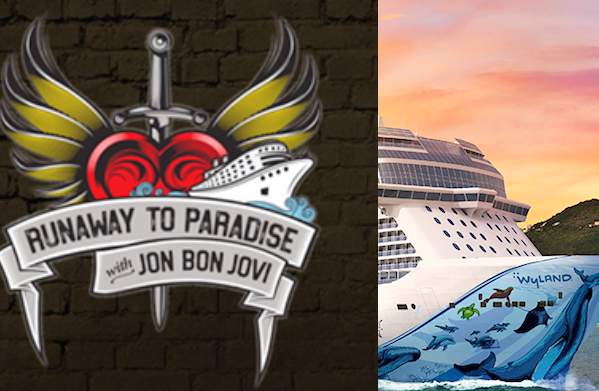 Jon Bon Jovi Hosts 2 Norwegian Cruises in 2019 - Filling up Fast!