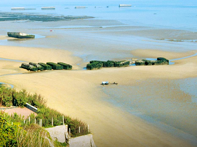 Follow the Footsteps of DDay from London-Normandy-Paris with National Geographic Expedition Experts
