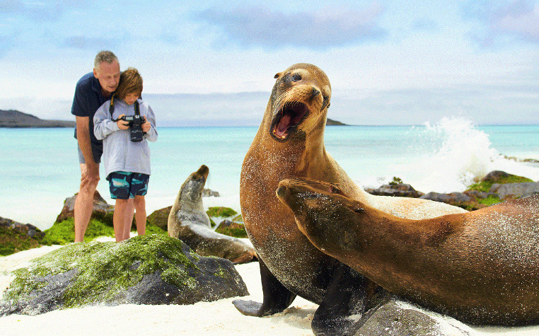 Save Up To $1000/ Child on the Best Gift: Nat Geo Trips to Galapagos or Alaska!