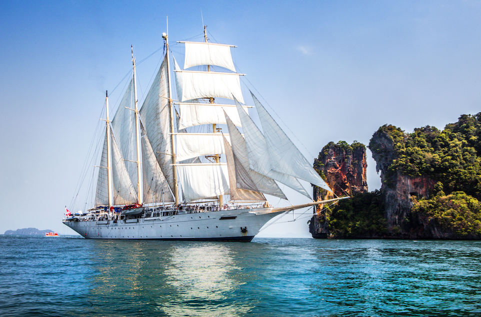 Free 3 Day Land Tour Pre Post Star Clippers Sailing