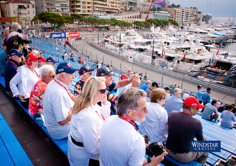 Cruise to the Monaco Grand Prix in Windstar Luxury