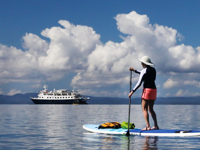 Book an Uncruise Adventure to Costa Rica/Panama by January 31st and Save Hundreds!