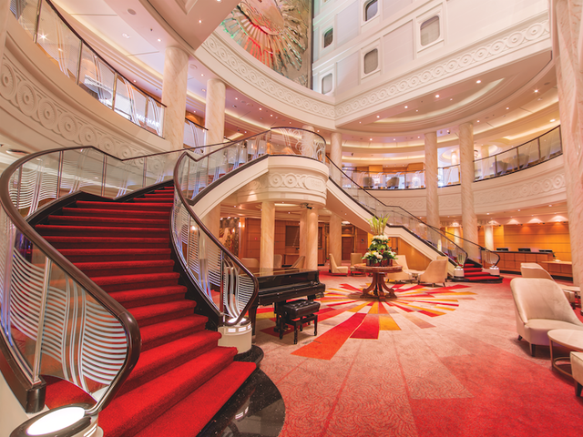 Only Until February 28th: Cunard's 'Upgrade on Us' Offer