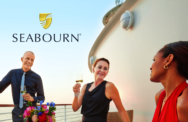 Seabourn's March Suite Savings: Upgrades PLUS up to $1000 Shipboard Credit