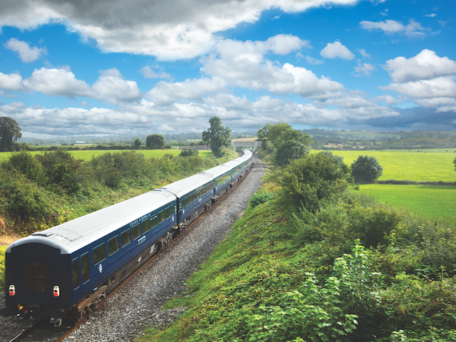 Luxury Train to the Heart of Ireland: Belmond Grand Hibernian