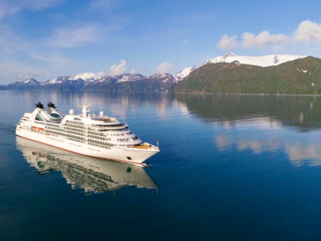 'Enjoy Your Catch' New Seabourn Dining Experience in Alaska