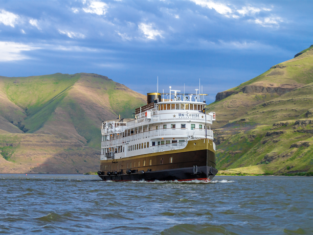 Save $700 on UnCruise Snake & Columbia Adventure and Wine River Cruises