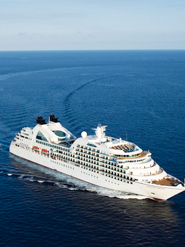 New! Limited Time Canada at Par Pricing on Ultra-Luxury Seabourn Cruises to Alaska!