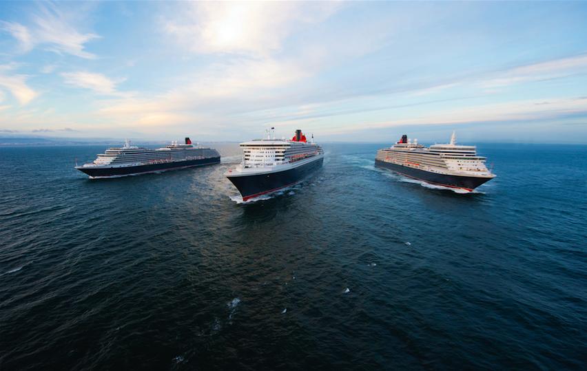 Cunard's Big Balcony Event: Free Upgrades and More British Cruising Luxury