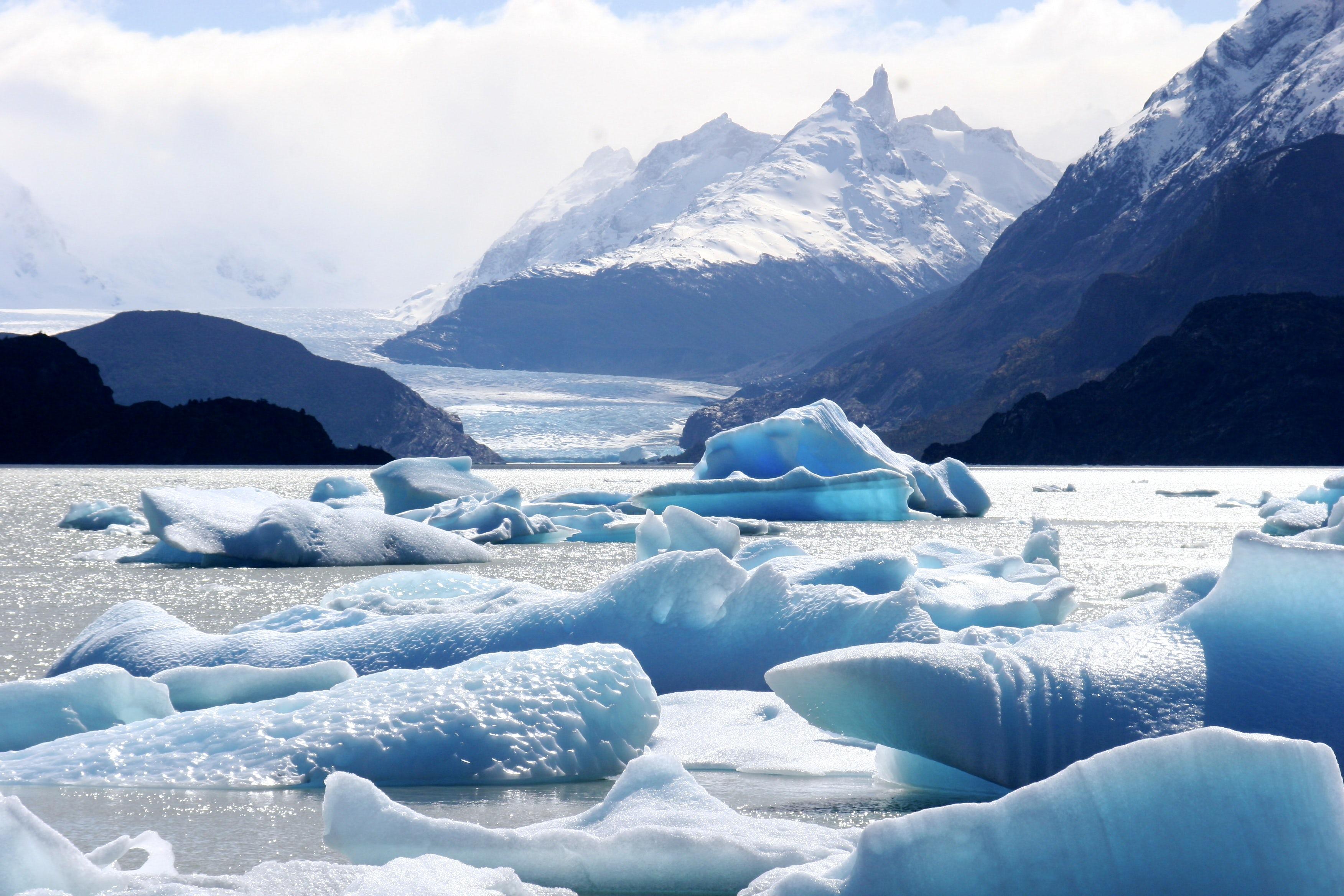Torres del Paine - Lago Grey
