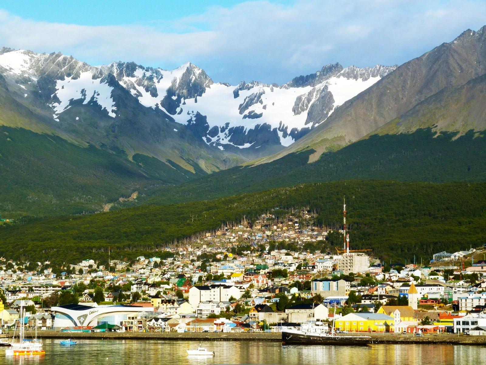 El Calafate - Ushuaia