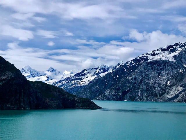Monday, August 19, Scenic Cruising: Glacier Bay National Park