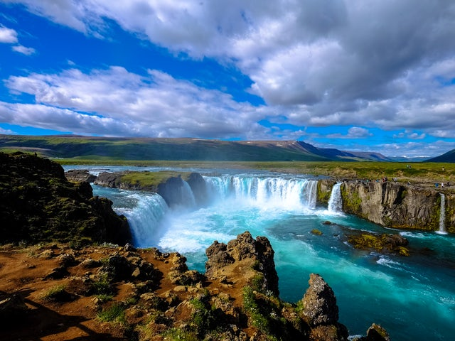 The Classic Iceland Circle Tour