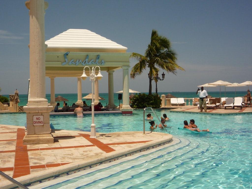 Sandals Royal Bahamian Aldershot Travel Burlington