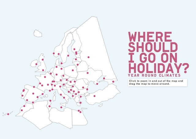 New Online Travel Resource: Where Should I Go On Holiday