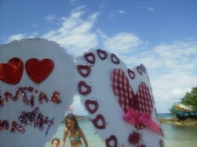 One Romantic Day in Runaway Bay, Jamaica