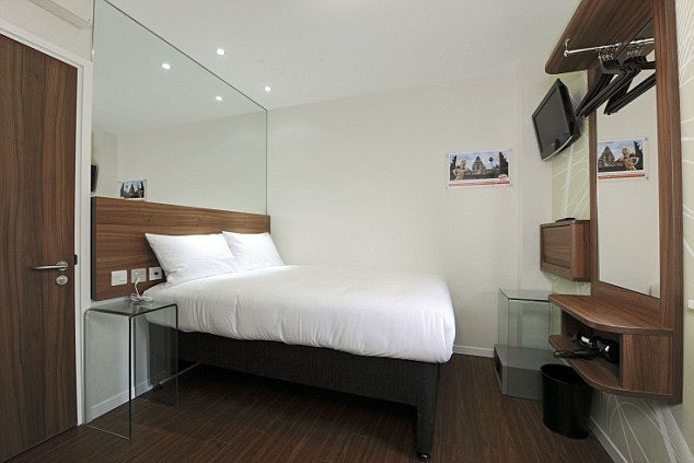 On a Budget? Stay at the Tune Hotel
