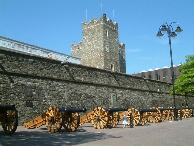 Undergoing a renaissance, Londonderry/Derry