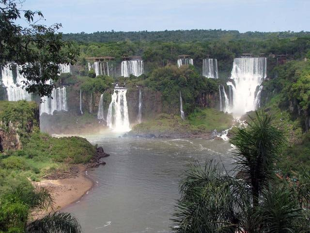 A Phenomenal waterfalls, Iguazu