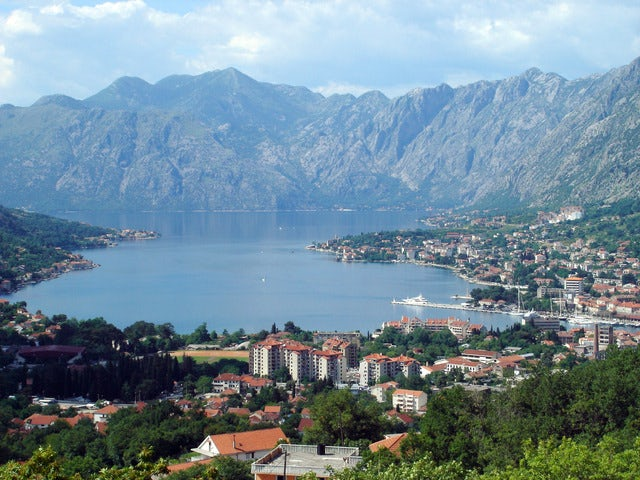 Prolific and Creative nature, Montenegro