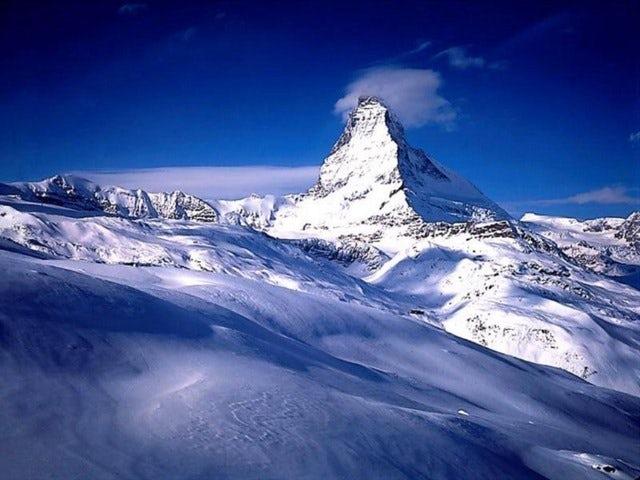 Get on the top, Matterhorn