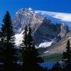 Mountain Peak, Banff National Park, Alberta, Canada.jpg