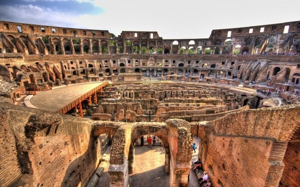 One of the greatest architectures, Colosseum
