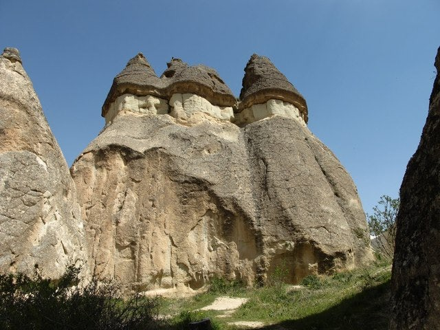 The land of fine horses, Cappadocia