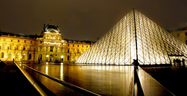Feel the French History, Louvre Museum