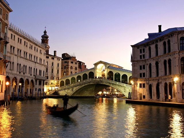 Venice: The City of Lovers