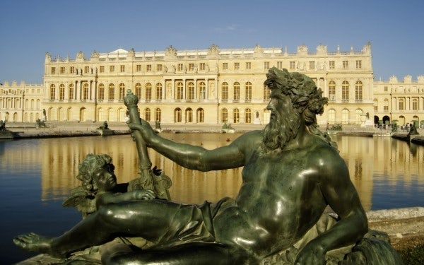 A sprawling extraordinary achievement, Versailles Palace