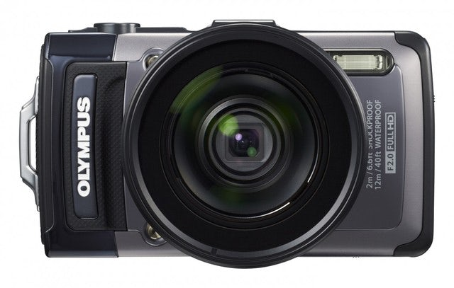 Snap a shot with Olympus TG-1