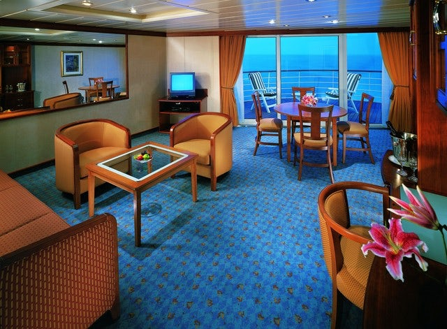 Great ocean experience, Regent Seven Seas Cruises