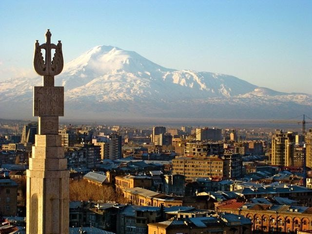 World's oldest continuously inhabited city, Yerevan