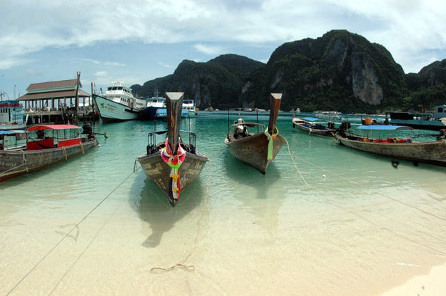 The Top Beach Destinations in Thailand