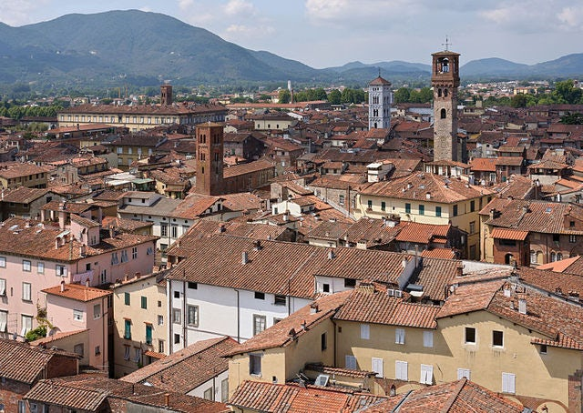 See Ancient Travel Attractions in Lucca, Tuscany