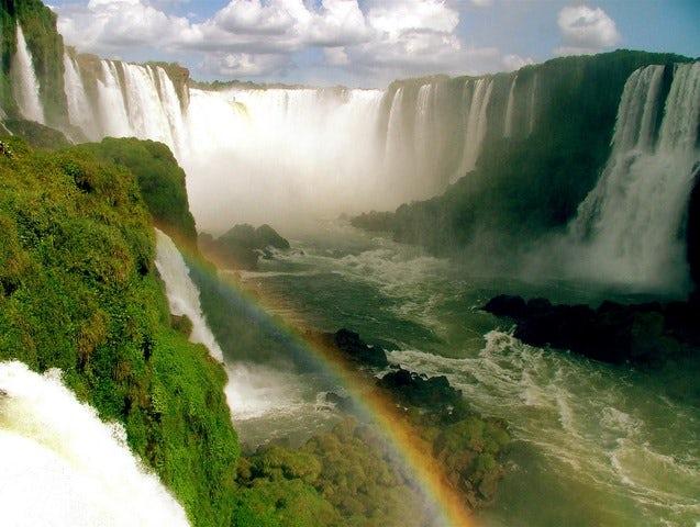Iguazzu Water Falls – Brazil