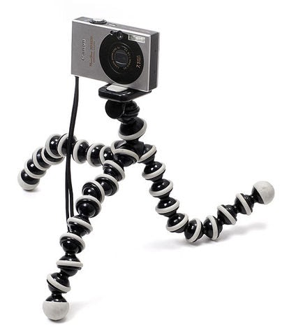 Get Captivating Photos With The Help Of The Joby Gorillapod Magnetic
