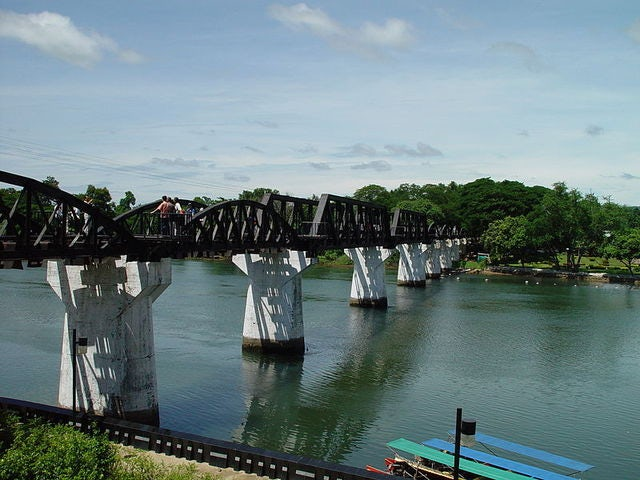 Learn about Thailand's Dark Past at the Kanchanaburi